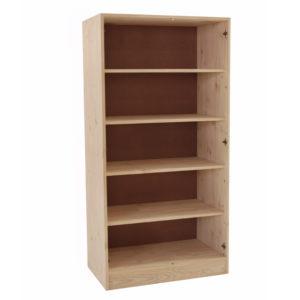 Pine 900 Trendi Shelves Wardrobe Panel