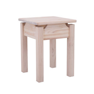 Pine 350 X 350 Jp Side Tables