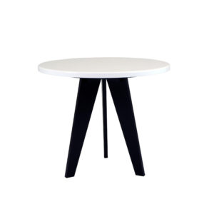 Pine Bosco Side Table 600 Mdf Top Legs Only