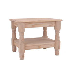 Pine Mexican Coffee Table 600 X 500