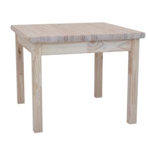 Pine Kiddies Square Table