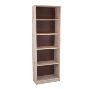 Pine 6x2 Bookcase 300d