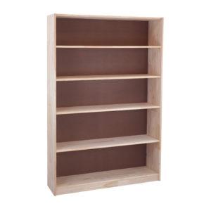Pine 6x4 Bookcase 300d