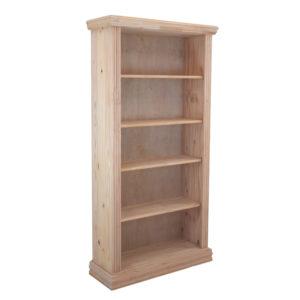 Pine Et Bookcase 900