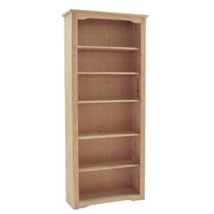 Pine Et 900 Kaleido Bookcase 2200ht
